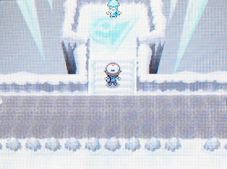 Frosty the Gym Leader is a happy, jolly Pokesoul.