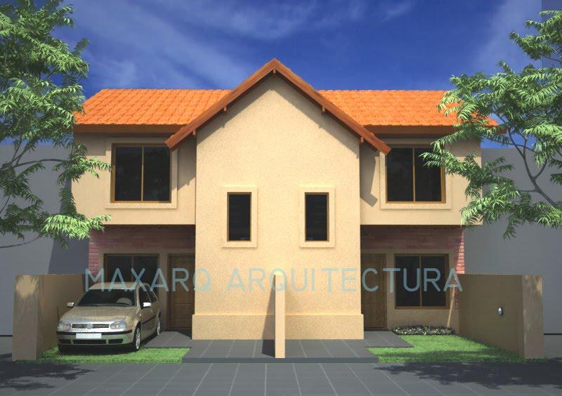 Maxiarq dise o arquitectura duplex victoria - Duplex de diseno ...