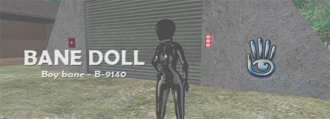 Bane Doll