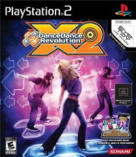 Dance Dance Revolution X2 - PS2