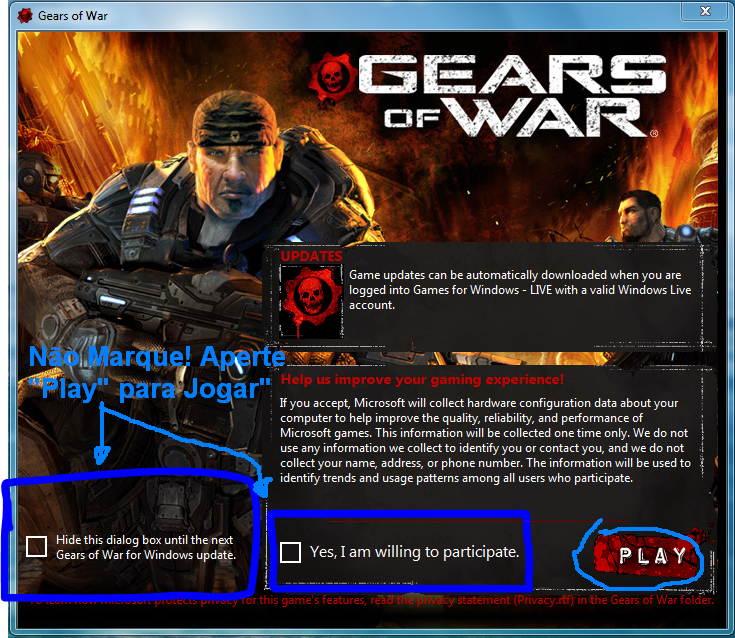 Crack para gears of war pc
