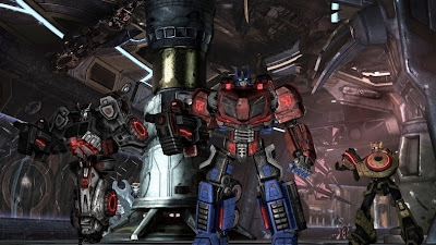 Download baixar jogo Transformers: War for Cybertron    PC