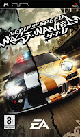 Need for Speed Most Wanted 5-1-0 – PSP