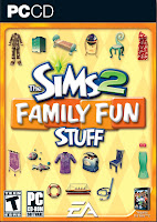 The Sims 2: Family Fun Stuff – PC