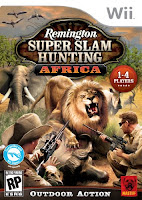 Remington Super Slam Hunting Africa – Wii