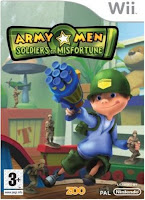 Army Men: Soldiers of Misfortune – Wii