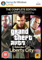 Grand Theft Auto IV: The Complete Edition – PC