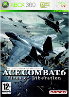 Ace Combat 6: Fires of Liberation – XBox 360