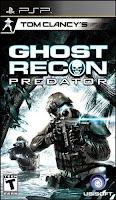 Tom Clancy's Ghost Recon Predator – PSP