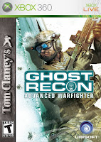 Tom Clancy's Ghost Recon Advanced Warfighter – XBox 360