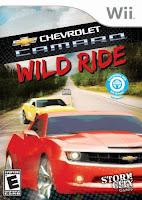 Chevrolet Camaro: Wild Ride – Wii