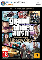 Grand Theft Auto: Episodes from Liberty City – PC