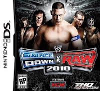 WWE Smackdown vs. Raw 2010 –  NDS