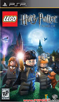 LEGO Harry Potter: Years 1-4 – PSP