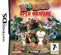 Worms: Open Warfare – NDS