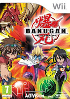 Bakugan: Battle Brawlers – Wii