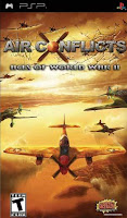 Air Conflicts: Aces of World War II – PSP