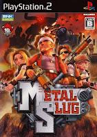 Metal Slug 3D – PS2