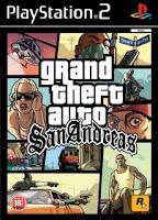 Grand Theft Auto: San Andreas – PS2