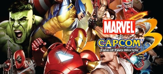 Marvel vs. Capcom 3: Fate of Two Worlds – XBox 360