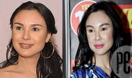 Gretchen Baretto's beauty fading