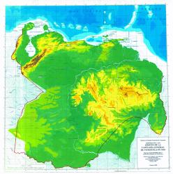 LIMITES DE LA CAPITANIA GENERAL DE VENEZUELA EN 1810. I Parte
