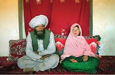 Islamiin ja Mustan Afrikan ns. kulttuureihin kuuluu lapsimorsiamet