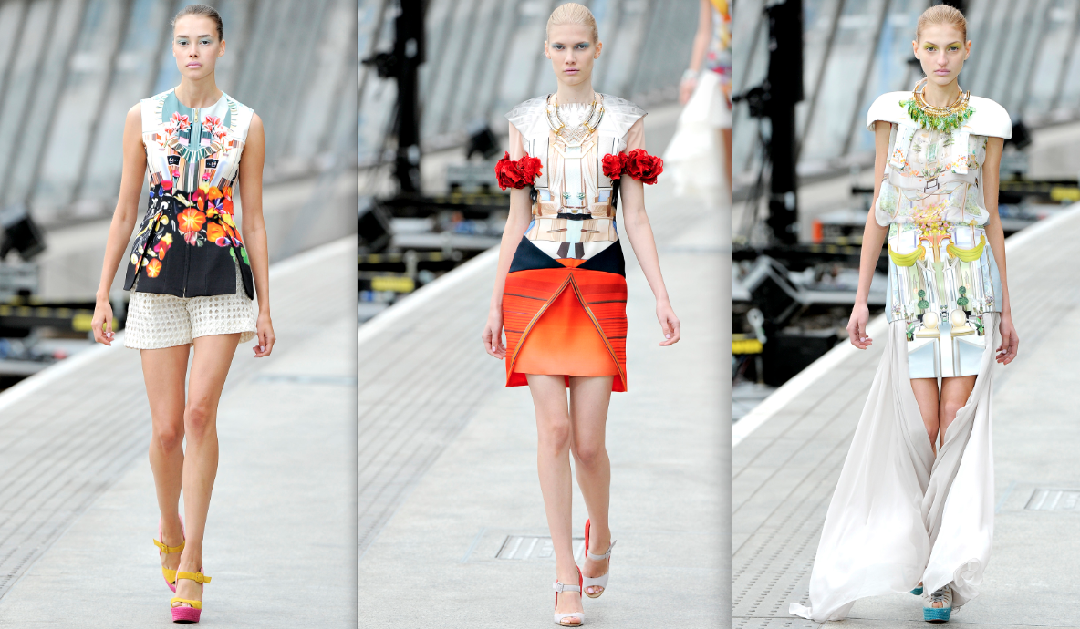 real life is elsewhere: london spring/summer 2011