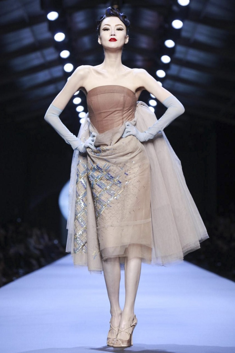 real life is elsewhere: christian dior haute couture ...