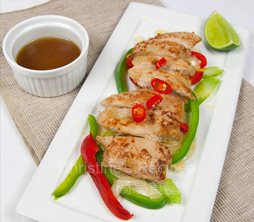 香茅雞扒 Lemongrass Chicken Fillet01