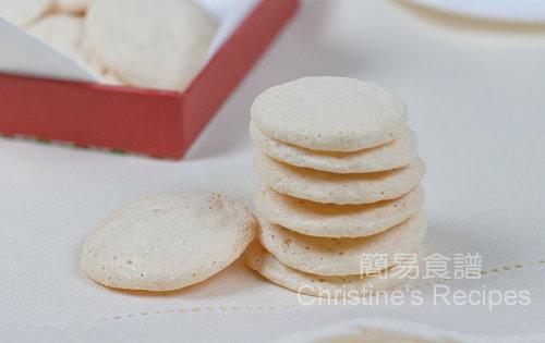 杏仁蛋白餅 Almond Meringue03