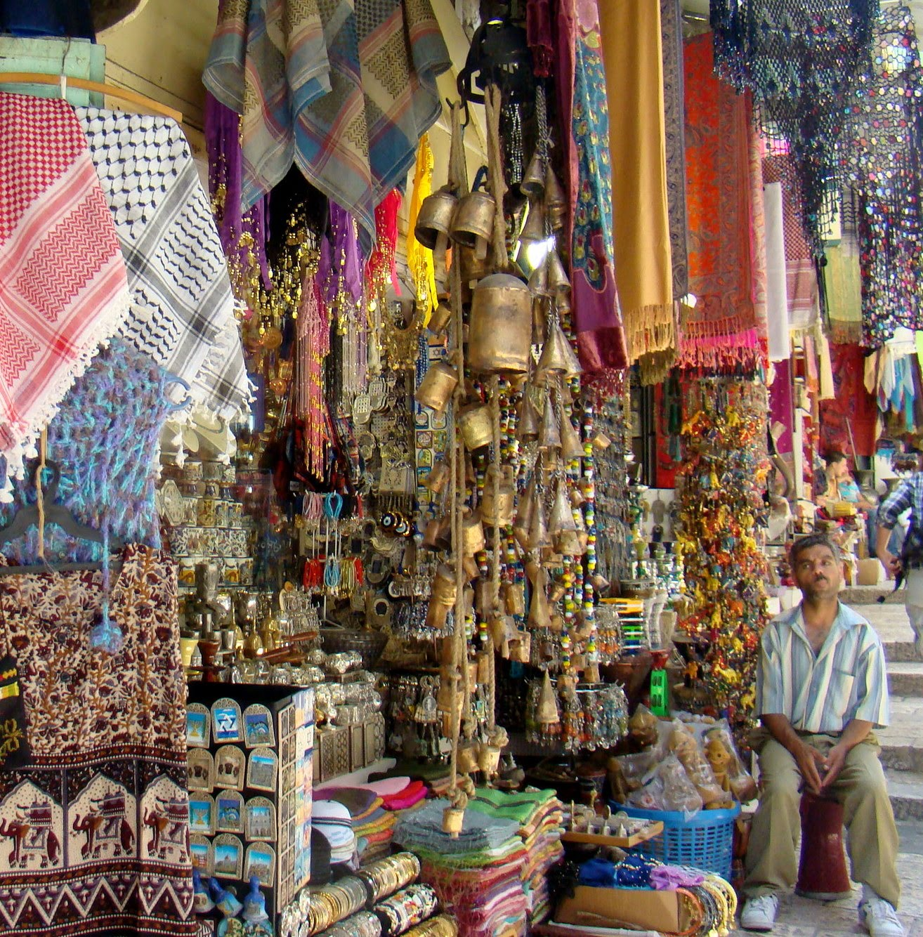 PazzaPazza: THE OLD CITY OF JERUSALEM - THE ARAB BAZAAR
