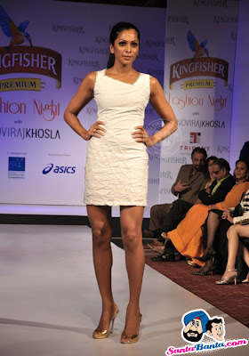 Models Walk At SCMM Fashion Night