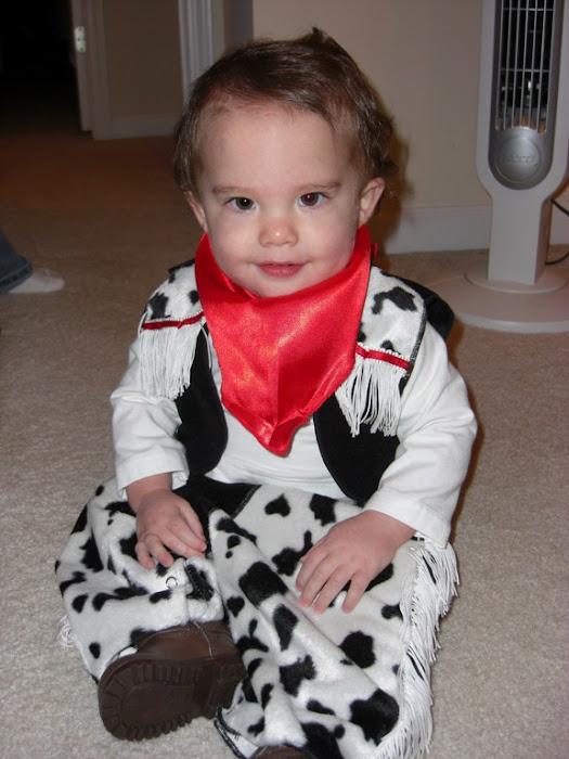 Cutest Cowboy!