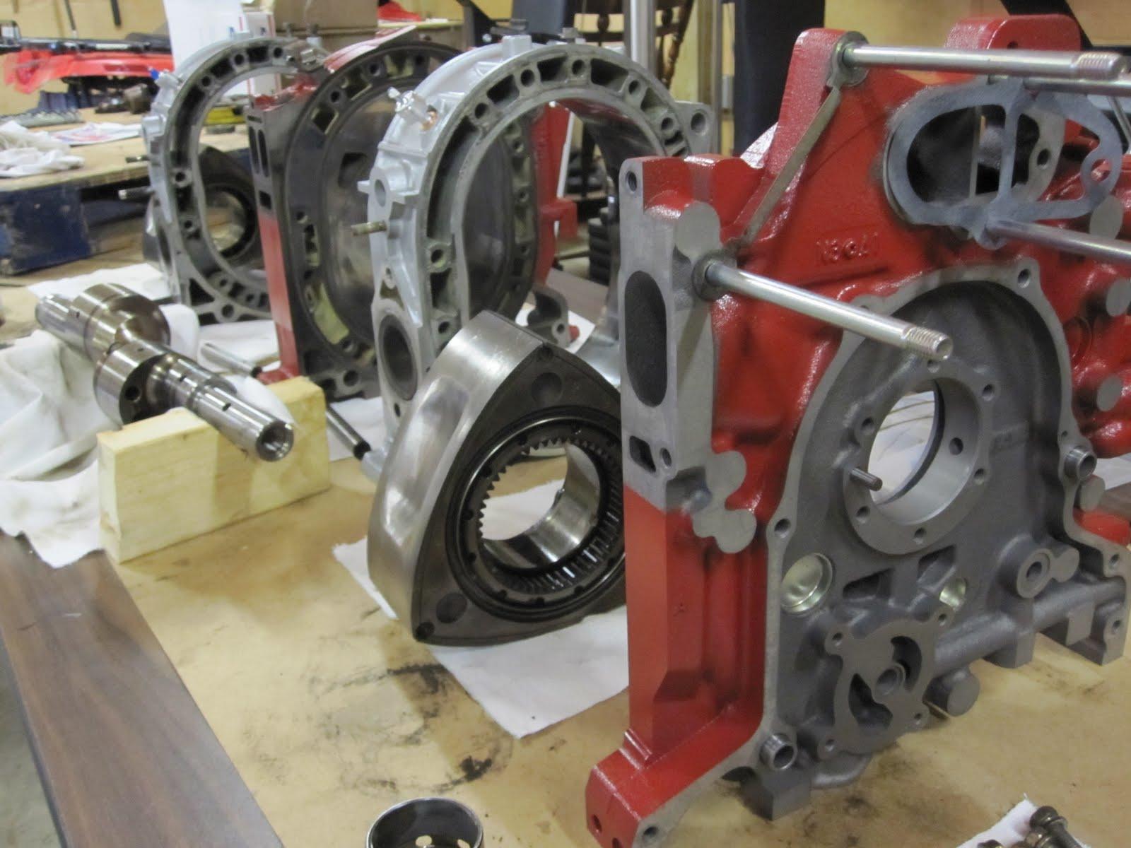 1993 Mazda Rx7 Rotary Engine Rebuild Part 2 Rx 7 Wiring Schematic