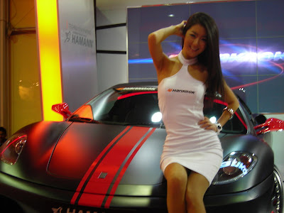 Sexy Girls And Car