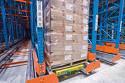 Racking solution , storage solution in bakeries , racks , shelving