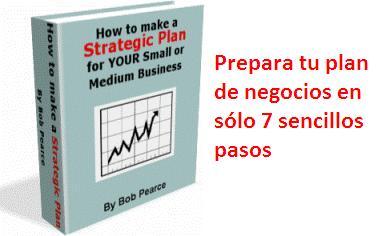 Hacer un plan de negocio es fácil