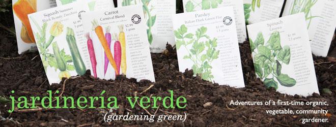 Jardinería verde