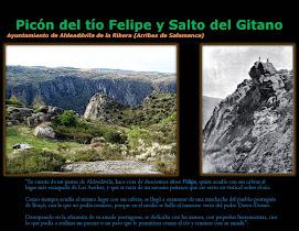 Picón de Felipe y Salto del Gitano