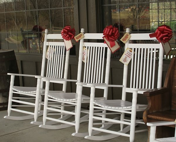 Cracker Barrel Rocking Chairs Backyard Ideas Pinterest