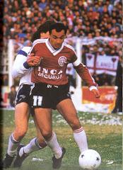 Ídolo: Gilmar Villagrán.