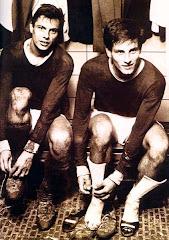 Ídolos: Bernardo Acosta y Manolo Silva, Los Albañiles.