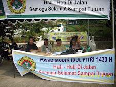 Posko Mudik Utama DPP - Jakarta: