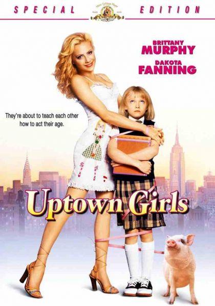 Sevimli Dadı – Uptown Girls (2003)  Türkçe Dublaj indirmeden direk izle