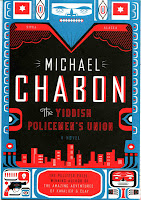 book cover: The Yiddish Policemen's Union