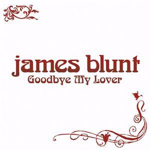 letra de goodbye my lover de james blunt: