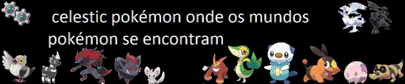 magestic pokémon