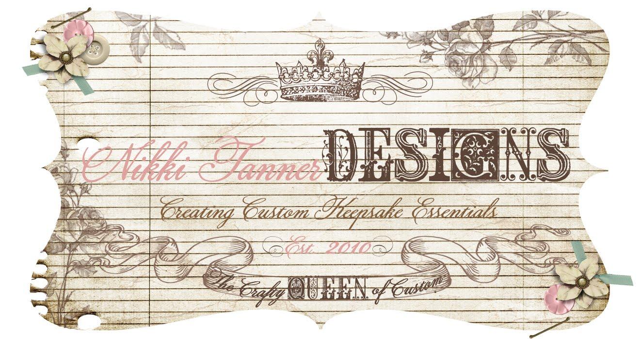 Nikki Tanner Designs