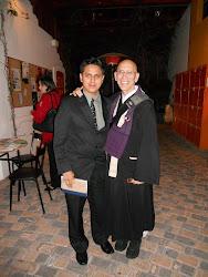 Con el Maestro Zen Claude Anshin Thomas